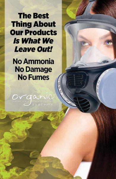 Ammonia & Paraben free