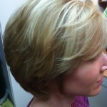 Client 1- right side view